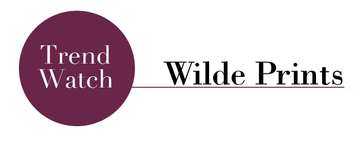 Trend Watch Wilde Prints Header